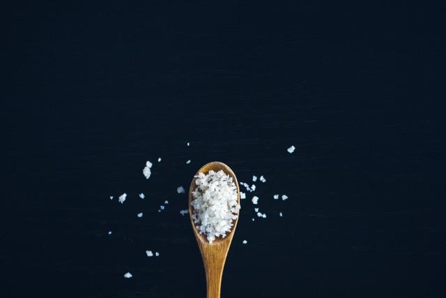 Salt — Susan Lafferty